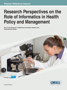 Research Perspectives on the Role of Informatics in Health Polic