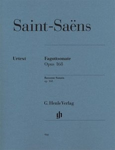 Fagottsonate op. 168