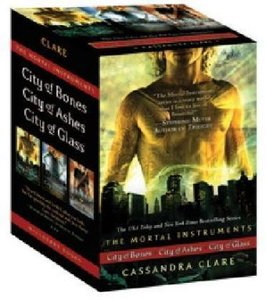 The Mortal Instruments Trilogy. Boxed Set