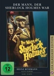 Der Mann,Der Sherlock Holmes War