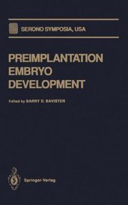 Preimplantation Embryo Development