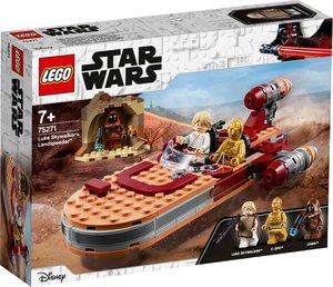 SW Luke Skywalkers Landspeeder#