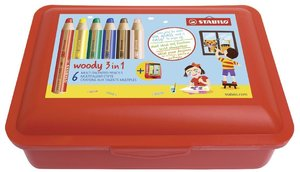 STABILO woody 3 in 1 Box
