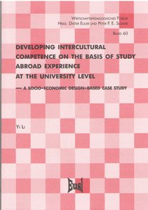 DEVELOPING INTERCULTURAL COMPETENCE ON THE BASIS OF STUDY ABROAD