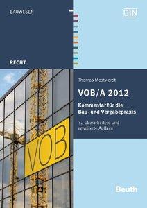 VOB/A 2012