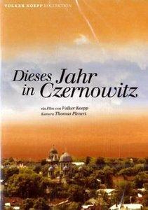 Dieses Jahr in Czernowitz, 1 DVD (OmU)