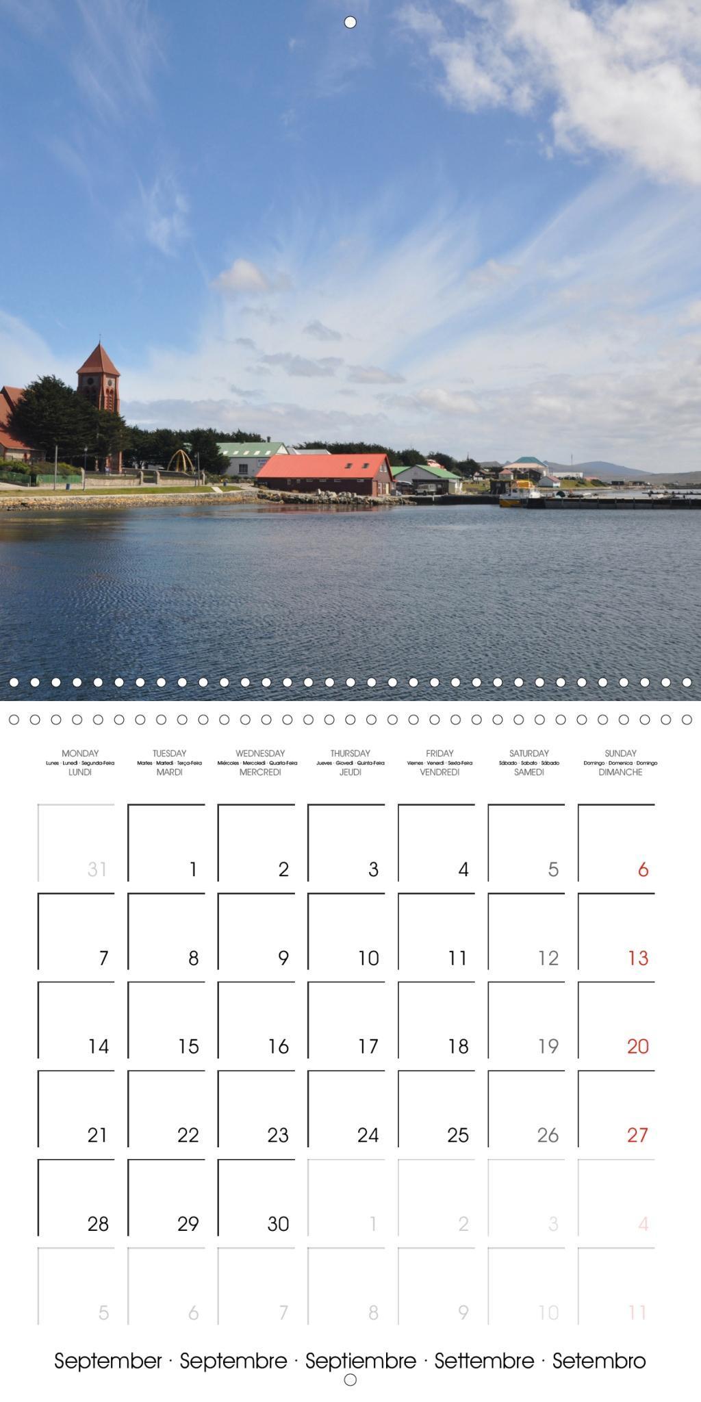 The Falklands - zum Schließen ins Bild klicken