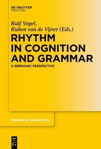 Rhythm in Cognition and Grammar