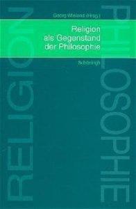 Religion als Gegenstand der Philosophie