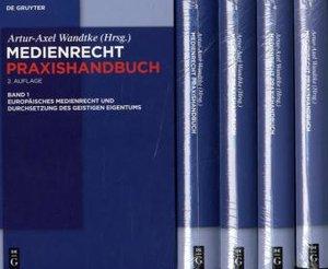 Medienrecht. Praxishandbuch. 5 Bände