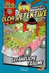 Olchi-Detektive 16. Gefährliche Träume