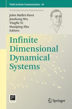 Infinite Dimensional Dynamical Systems - zum Schließen ins Bild klicken
