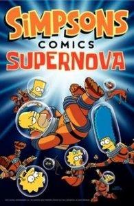 Simpsons Comics - Supernova