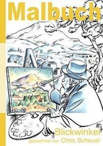 Malbuch Blickwinkel