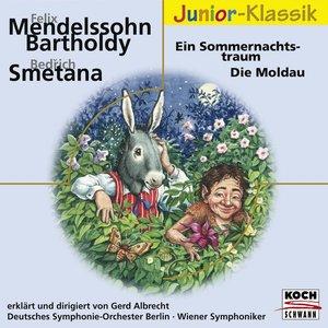 Ein Sommernachtstraum / Die Moldau, 1 Audio-CD