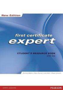 FCE Expert New Edition Students Resource book ( with Key )