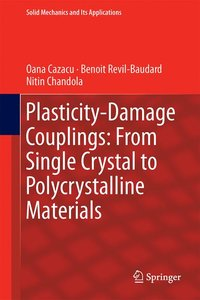 Plasticity-Damage Couplings: From Single Crystal to Polycrystall