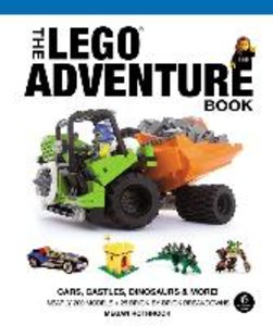 The LEGO® Adventure Book