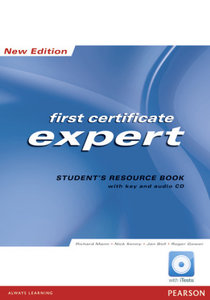FCE Expert: Students Resource Book with Key