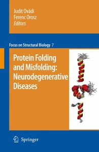Protein folding and misfolding