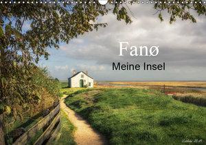Fanø - Meine Insel (Wandkalender 2019 DIN A3 quer)