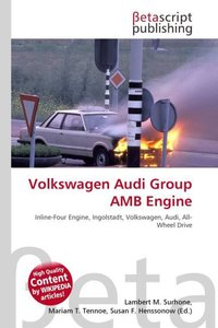 Volkswagen Audi Group AMB Engine