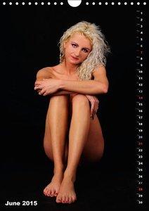 Expression of Beauty (Wall Calendar 2015 DIN A4 Portrait)