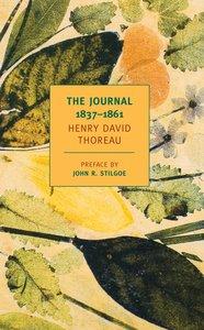 The Journals 1837-1861