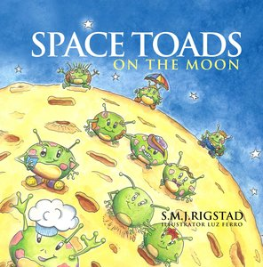 Space Toads on the Moon