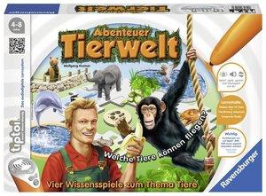 tiptoi® Abenteuer Tierwelt
