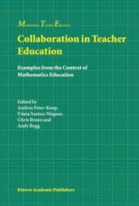 Collaboration in Teacher Education