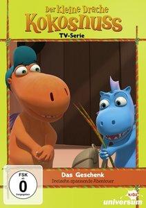 Der kleine Drache Kokosnuss TV Serie. Tl.14, 1 DVD