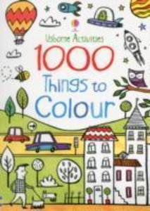 1000 Things to Colour