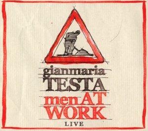Men at work - Live