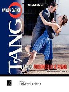 Tango, für Violoncello und Klavier