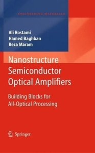 Nanostructure Semiconductor Optical Amplifiers