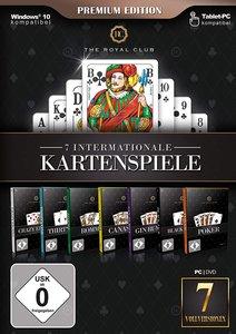 The Royal Club Kartenspiele International. Für Windows 7/8/10