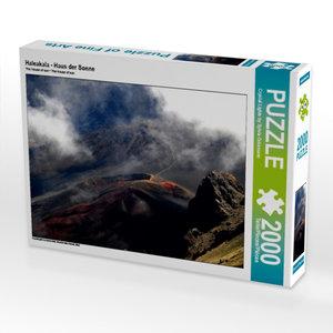 Haleakala - Haus der Sonne 2000 Teile Puzzle quer
