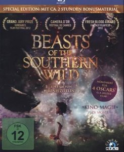 Beasts of the Southern Wild-Blu-ray Disc-Speci