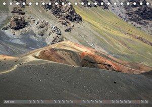 Haleakala - Der größte Vulkankrater der Welt (Tischkalender 2020