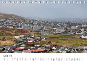Tórshavn - Hauptstadt der Färöer Inseln