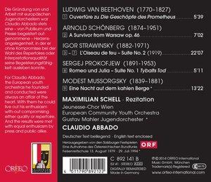 Claudio Abbado in memoriam