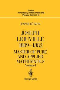 Joseph Liouville 1809-1882