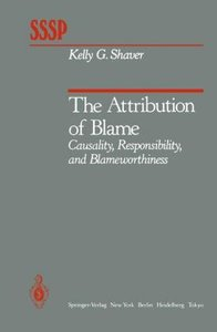 The Attribution of Blame