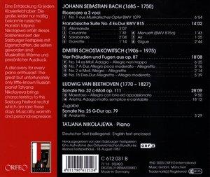 Frz.Suite 4/Präl.U.Fugen op.87/Sonate op.111