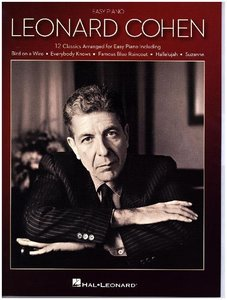 Leonard Cohen -For Easy Piano- (Book)