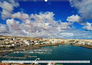 Fuerteventura Die Stadt Puerto del Rosario