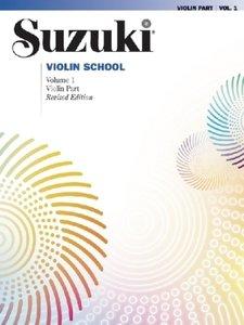 Suzuki Violin School, Revised Edition. Vol.1
