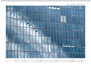 Reflecting Frankfurt (Wandkalender 2019 DIN A2 quer)