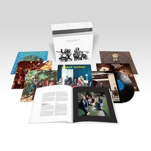 The Half Speed Masters Box (Limited 7LP Box Edition)